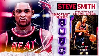 *FREE* GALAXY OPAL STEVE SMITH GAMEPLAY! THIS IS WHY HES WORTH GRINDING 2.5 HOURS! NBA 2k20 MyTEAM