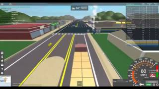 ROBLOX UDU Westover Islands Trucking Convoy FAIL!!! :( :( :( .