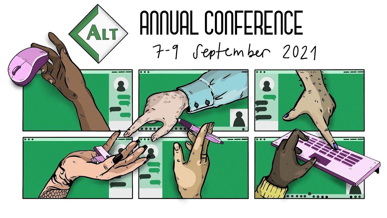 Download Mutale Nkonde - Keynote, ALT Annual Conference 2021