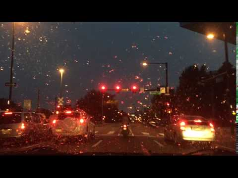 Fun Time Lapse while driving downtown Denver!