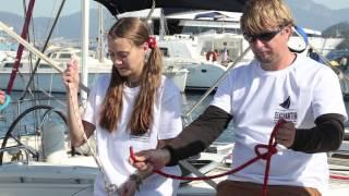 как научиться управлять парусной яхтой