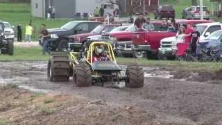 BLOWN Mud Dragster NEW TRACK RECORD - Helling