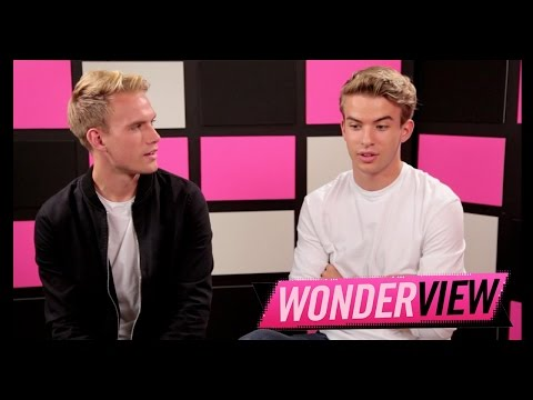 The Rhodes Bros Dish on Hollywood Debut!!