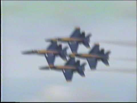 AIR SHOW OPA LOCKA AIRPORT 1988