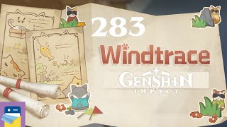 Genshin Impact: Windtrace Event + iOS/Android Gameplay Walkthrough Part 283 (by miHoYo)