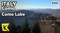 【K】Italy Travel-Como[이탈리아 여행-코모]헐리웃 스타의 별장이 있는 코모호수/Como Lake/Cable Car/Lift/Funicular/Lombardia