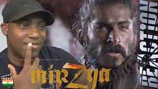Mirzya Official Trailer REACTION! Harshvardhan Kapoor, Saiyami Kher, Gulzar, Rakeysh Omprakash Mehra