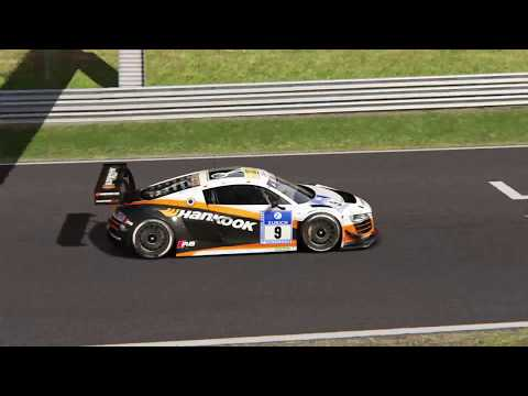 Audi LMS Ultra R8 - Race weekend Red Bull Ring
