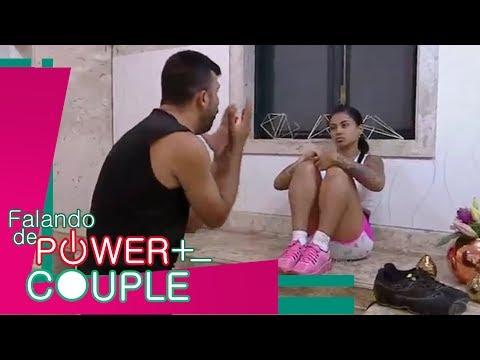 🔴🔥Machista! FRANK é ESCROT0 com MARCELLY e ELA ainda pede DESCULPAS - Power Couple Brasil 13/06/17