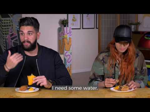 Food Challenge: Colombian Empanada vs Argentinian Empanada
