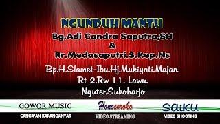 #NGUNDUH MANTU Bp.H.SLAMET 30 April 2019 MAJAN,LAWU,NGUTER,SUKOHARJO Sesi 1
