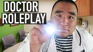 [ASMR] Doctor Roleplay - Yearly Exam (Soft Spoken) | MattyTingles