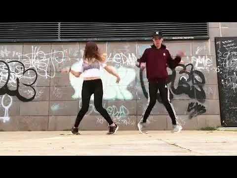 Как называется танец ногами современный видео