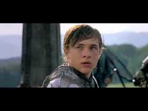 THE CHRONICLES OF NARNIA: PRINCE CASPIAN New Trailer Debut