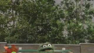 Sesame Street: Oscar Sings I'm Sad Because I'm Happy