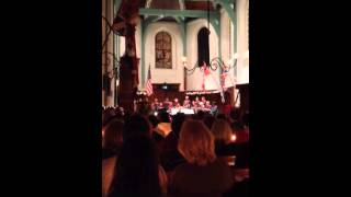 English Reformed Church Amsterdam Carols by Candle light 17