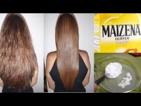 Como alisar un cabello crespo sin plancha
