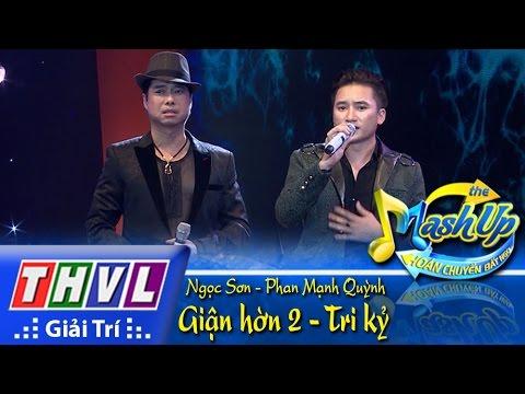 THVL | Hoán chuyển bất ngờ - Tập 7 [2]: Giận hờn 2, Tri kỷ - Ngọc Sơn, Phan Mạnh Quỳnh