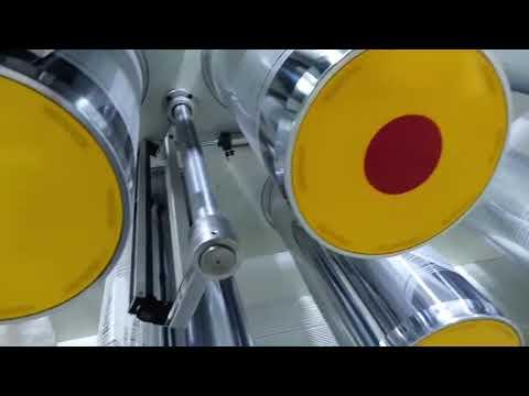 Экструдер по производству плоской нити для мешков и МКР до 150 м/мин
