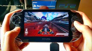 Wipeout 2048 Gameplay - PS Vita 2019