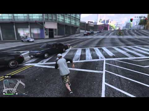 GTA Funny Moments/SHAREFactory Test