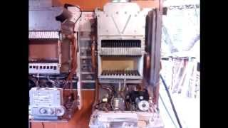 Ремонт котла Ferroli Domicompact реконструкция
