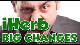 iHerb 2017 BIG CHANGES - LOYALTY CREDIT SHIPPING FEES