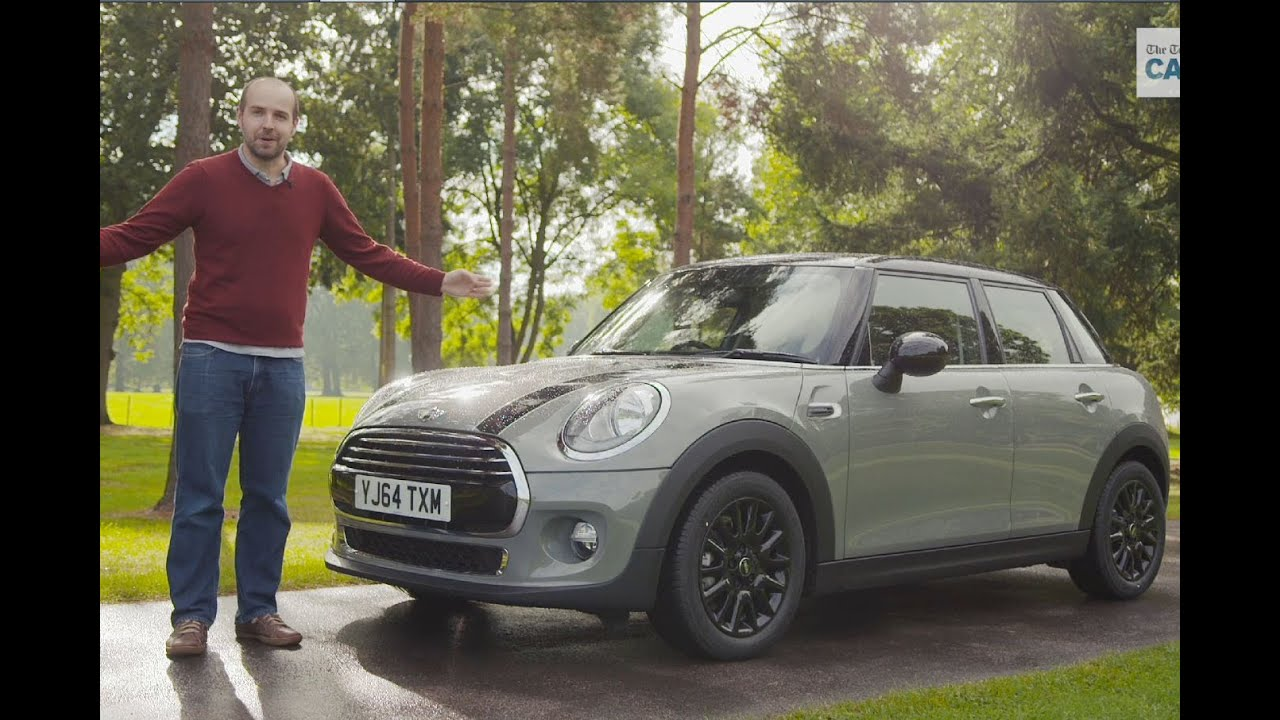 sc 1 st  YouTube & Mini 5-Door 2014 review | TELEGRAPH CARS - YouTube