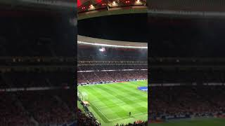 Spain Wanda Metropolitano Real Madrid-Atletico Madrid Nov 2017