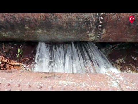 Pipeline burst in Mumbai | City | Mumbai Live