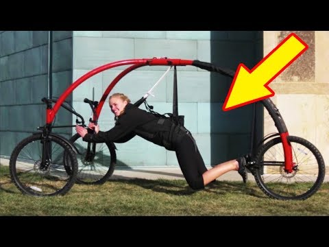 Thumbnail: 32 Unusual Weird and Crazy Bicycle You will Never Seen Before