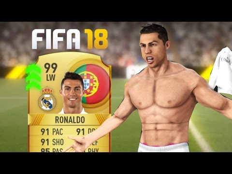 FIFA 18 - REAL MADRID ALL PLAYERS RATINGS PREDICTION - FT. RONALDO, SERGIO RAMOS, BALE...etc