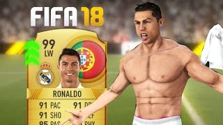 FIFA 18 | REAL MADRID ALL PLAYERS RATINGS PREDICTION | FT. RONALDO, SERGIO RAMOS, BALE...etc