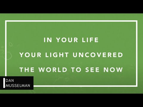 YOU ARE LIFE - Piano Instrumental with Lyrics - Hillsong Worship - THERE IS MORE
