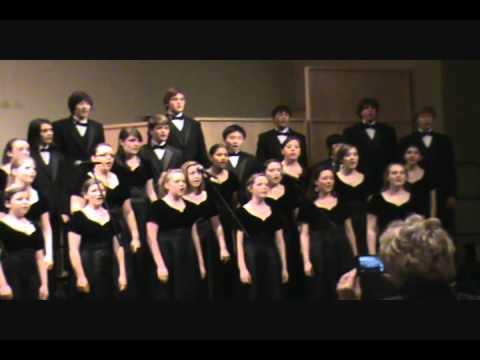 MHS Santa Rosa, CA Concert Choir-West Side Story Choral ...