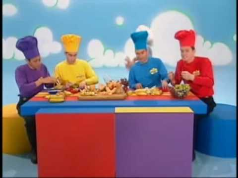 wiggles fruit salad dates fruit in spanish