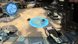 Halo Wars Trailer #2 Gameplay