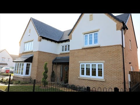 Linden homes  - The Inkberry @ The Hollies, Gnosall, Staffordshire by Showhomesonline