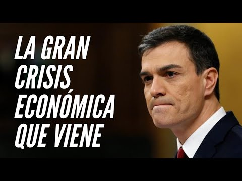 La gran CRISIS ECONÓMICA que viene y las NEFASTAS MEDIDAS del PSOE y Podemos | Paro de Marzo 2020