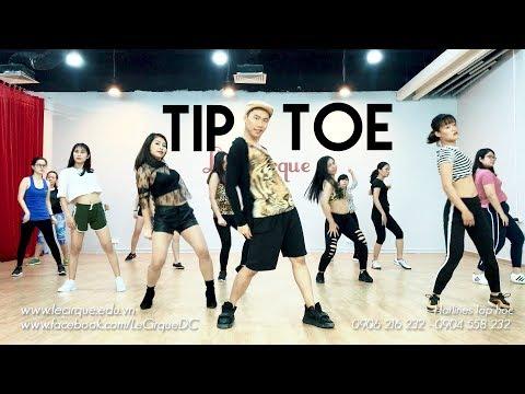 Tiptoe (Jason Derulo) – Sexy Fitness ( Class Perform) | Dancing with Minhx
