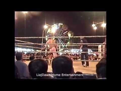 Hmong Vs Thai Boxing