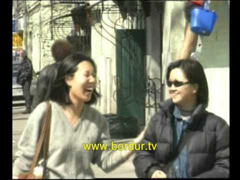 149 Девушка на стремянке - видео онлайн