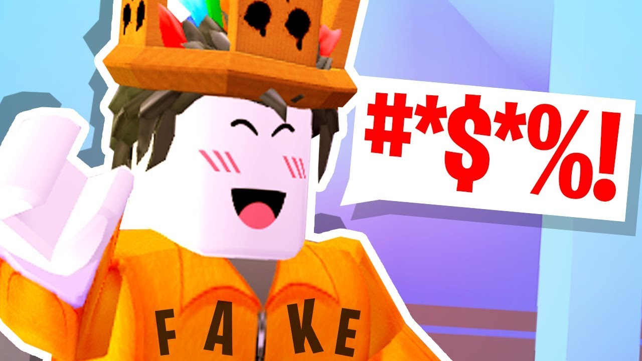 Someone Swore At Roblox Pretending To Be Me - dantdm roblox mad games