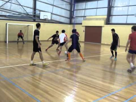 Futsal Fever - Week 3 - BYNDDS VS South East United