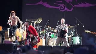"Gogol Bordello - ""Walking on the Burning Coal"" - Riot Fest 9/16/17"