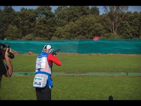 Finals Trap Women - ISSF Shotgun World Cup Final 2012, Maribor (SLO)