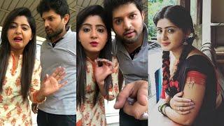 Amulya manglur hudgi hubli hudga serial actress Dubsmash