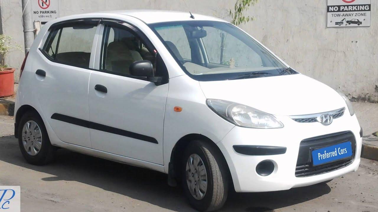 hyundai i10 era 2010 small car in mumbai preferred cars youtube