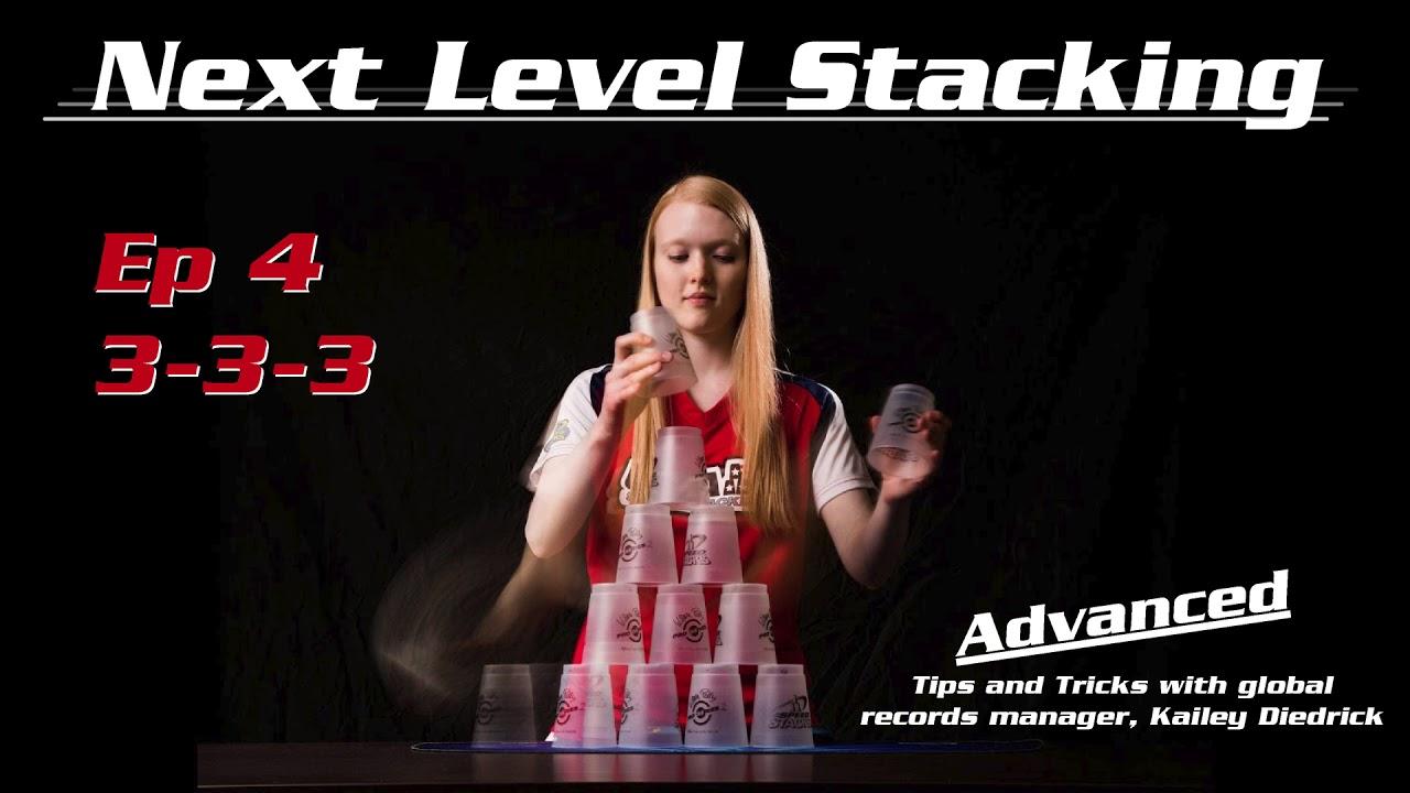 Next level Stacking | Ep 4 3-3-3