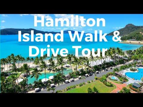 Hamilton Island Walk & Drive Tour - Queensland Australia